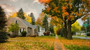 Don't Let Your Home FALL Victim to a Burglar This Fall